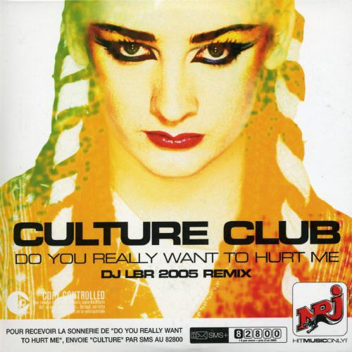 Do You Really Want To Hurt Me Remix Culture Club Songs Reviews