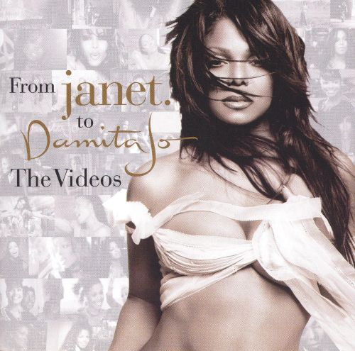 From Janet. To Damita Jo: The Videos [Jewelcase]