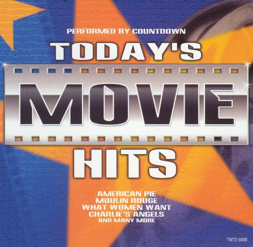 Today's Movie Hits [2001 Disc 1]