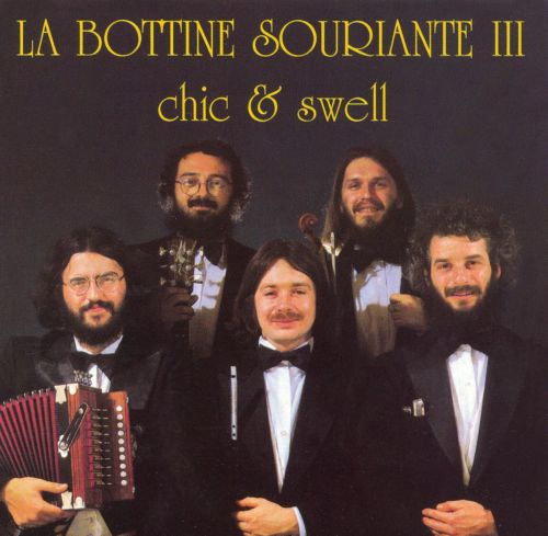 la bottine souriante