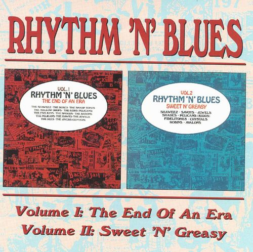 Rhythm 'N' Blues, Vol. 1-2