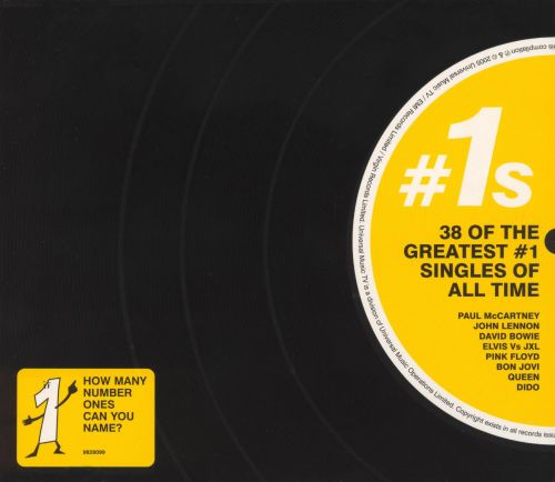 1S - 38 of the Greatest Number 1 Singles of All Time