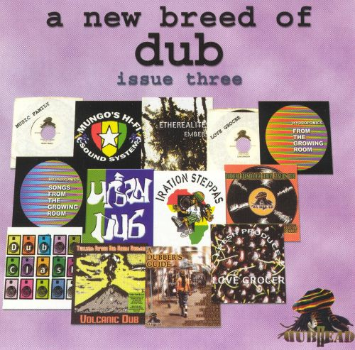 A New Breed of Dub, Vol. 3