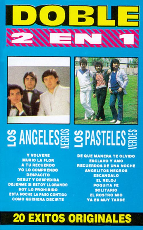 Angeles Negros And Pasteles Verdes Los ángeles Negros Songs Reviews Credits Allmusic