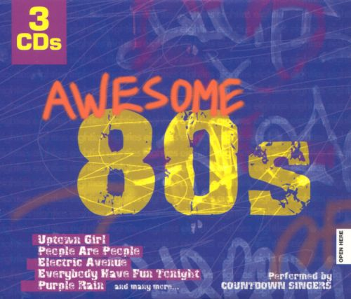Awesome 80's [Madacy]