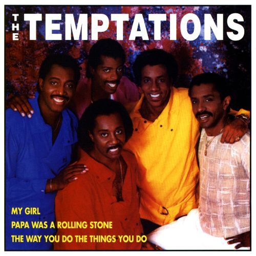 The Temptations [Euro Trend]