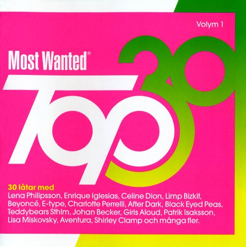 Most Wanted: Top 30