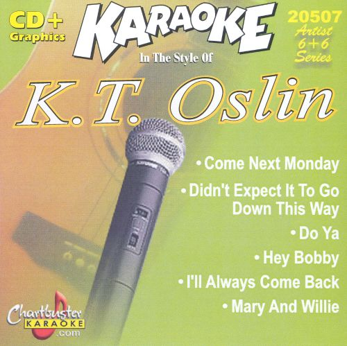 Karaoke In The Style Of K.T. Oslin