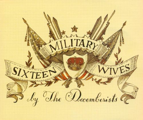 16 Military Wives