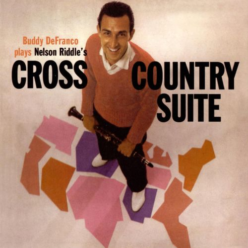 Plays Nelson Riddle's Cross Country Suite