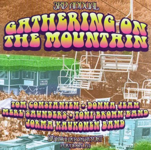 Third Annual Gathering on the Mountain