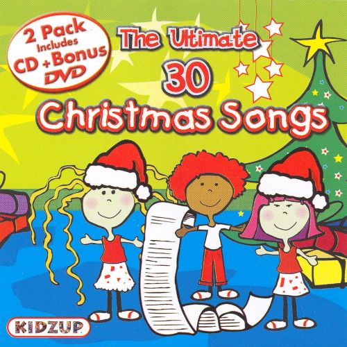 The Ultimate 30 Christmas Songs