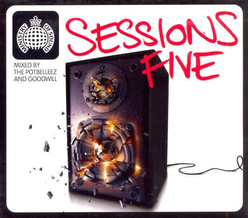 Ministry of Sound: Sessions Five