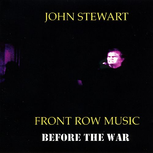 Front Row Music: Before the War