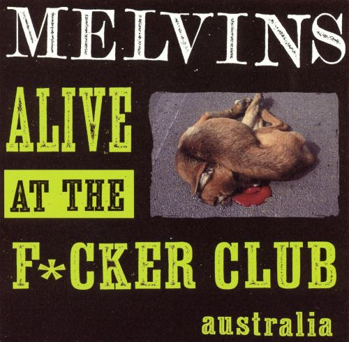Alive at the F*cker Club