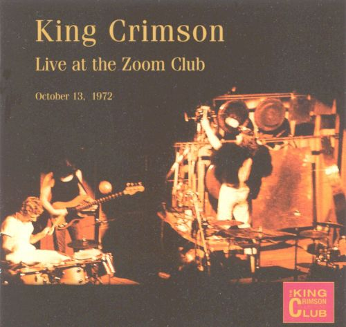 Live at the Zoom Club, 1972