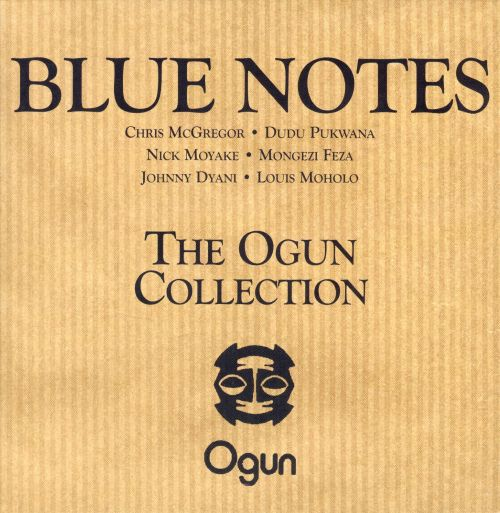 Blue Notes: The Ogun Collection