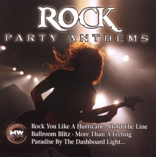 Rock Party Anthems [Most Wanted/Zyx]