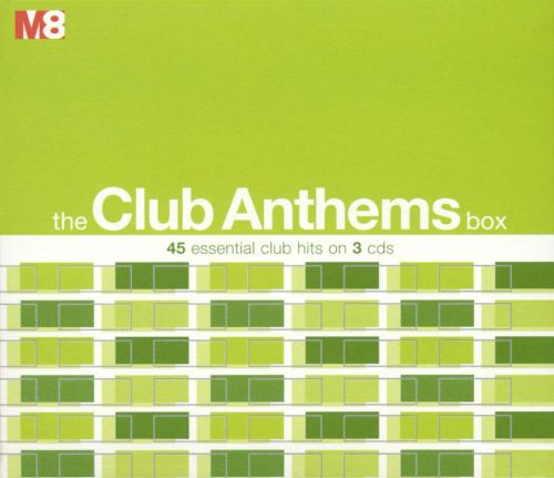 The Club Anthems Box