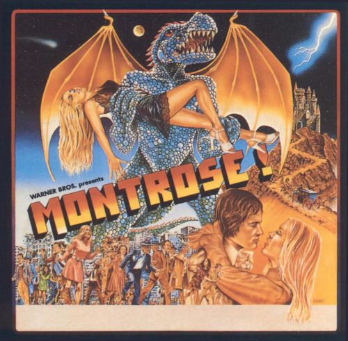 montrose biography albums streaming links allmusic