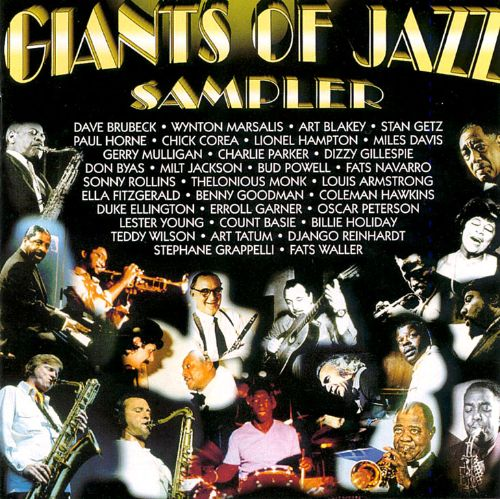 Giants of Jazz Sampler