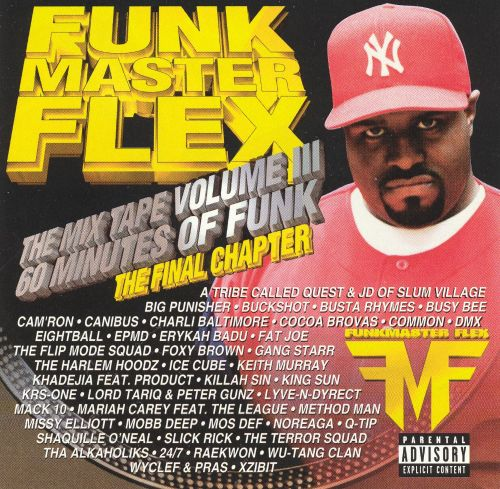 The Mix Tape, Vol. 3: 60 Minutes of Funk, The Final Chapter