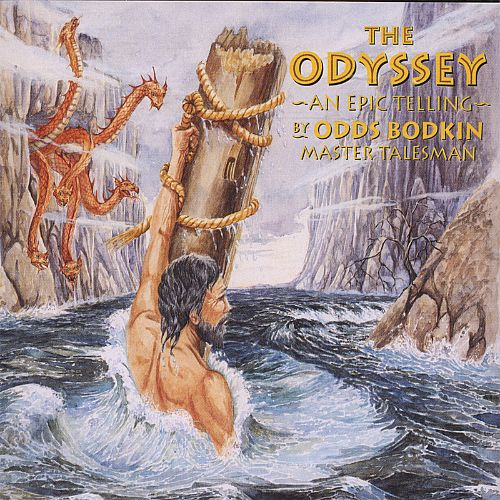 The Odyssey-An Epic Telling