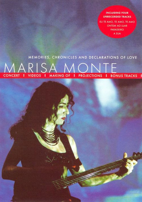 Memories, Chronicles and Declarations of Love [DVD]