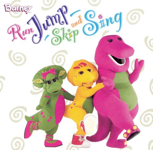 Run Jump Skip And Sing Barney Songs Reviews Credits