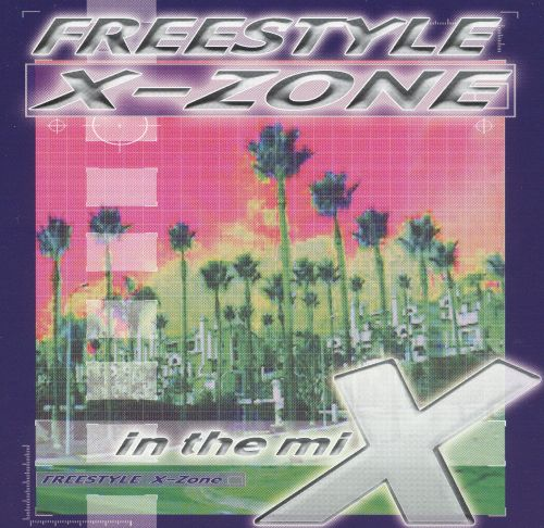 Freestyle X-Zone: In the Mix