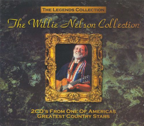 The Legends Collection: The Willie Nelson Collection