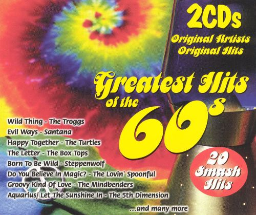 Greatest Hits of the 60's [Platinum]