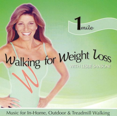 Walking For Weight Loss: 1 Mile