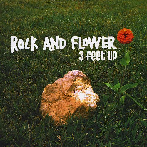 Rock and Flower