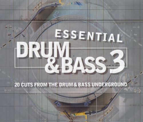 Essential Drum and Bass, Vol. 3: 20 Cuts Fom the D