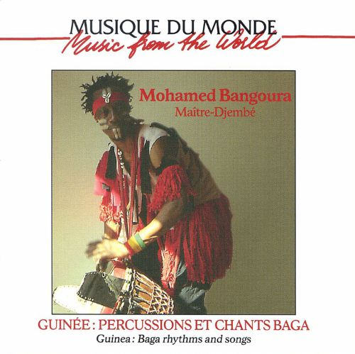 Baga Rhythms and Songs from Guinea