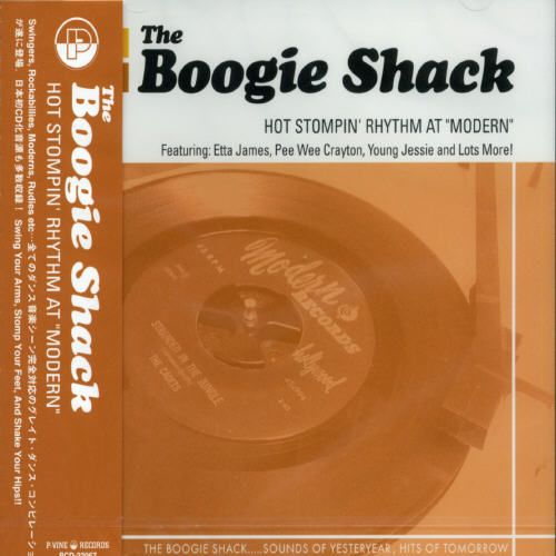 Boogie Shack: Hot Stompin Rhythm At