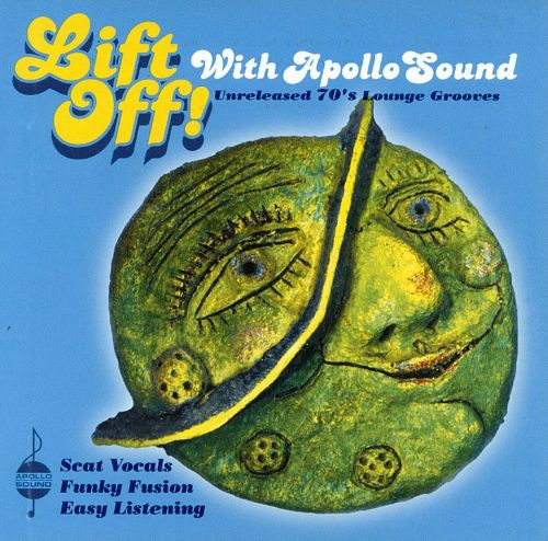 Lift off with Apollo Sound, Unreleased 70's Lounge Grooves