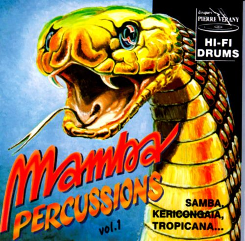 Mamba Percussions, Vol. 1