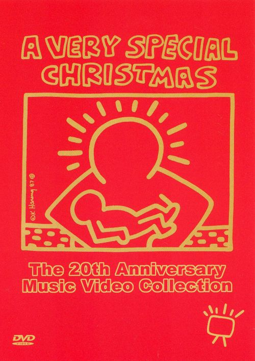 A Very Special Christmas: 20th Anniversary Music Video Collection ...