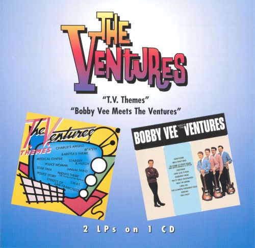 TV Themes/Bobby Vee Meets the Ventures