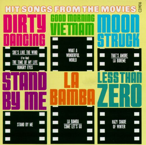 Hit Songs from the Movies [Compose]