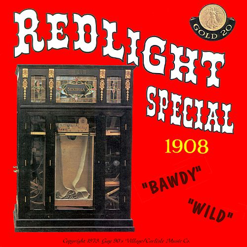 Bawdy Music of Yesteryear by the Sextrola Orchestrion