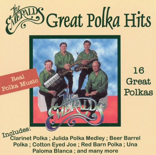 Great Polka Hits: 16 Great Polkas