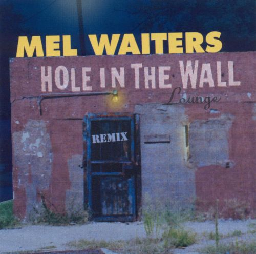 Hole in the Wall [CD/Cassette Single]