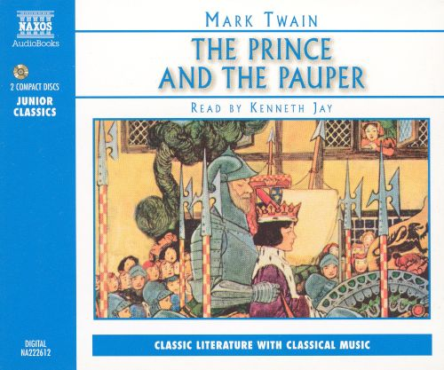 Mark Twain: The Prince and the Pauper [Audio Book]