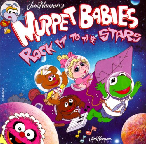 Muppet Babies: Rock It To The Stars - The Muppets