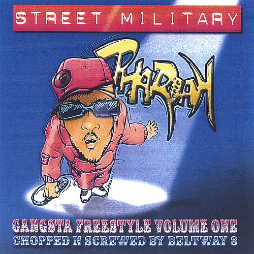 Street Military : Gangsta Freestyle, Vol. 1
