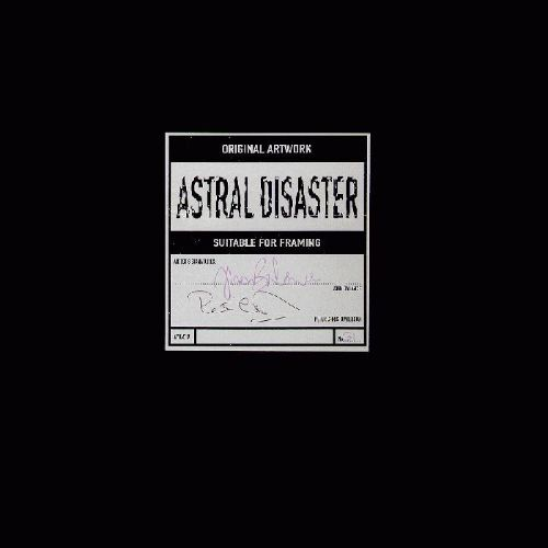 Astral Disaster [LP]