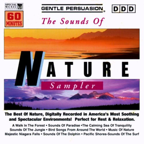 Sounds of Nature, Vol. 2 [Special Music]